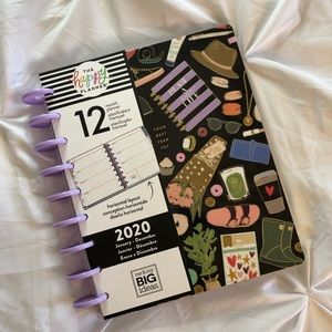 """2020 Happy Planner - """"Your Best Year Yet"""""""